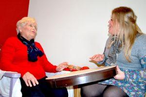 Music-therapist-elderly-drum-health-community